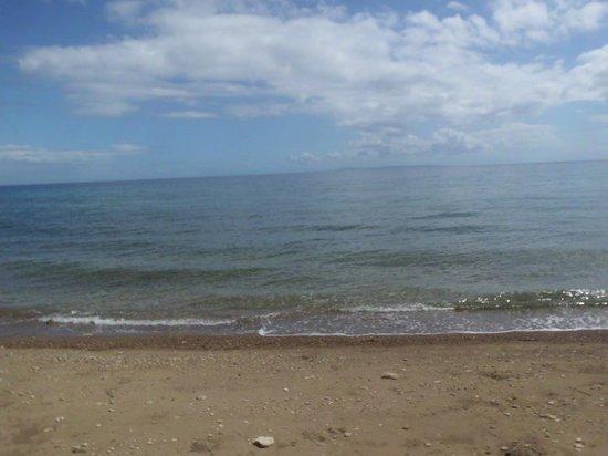Recuerdo Beach Resort: the beach