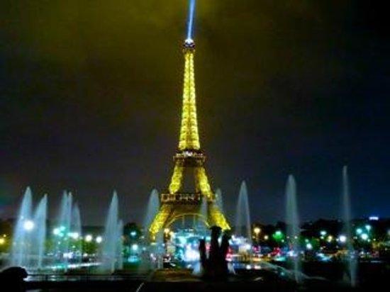 Hotel de Sers : Eiffel Tower