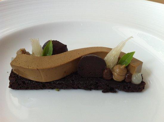 The Common Tiger: 3 chocolats dessert
