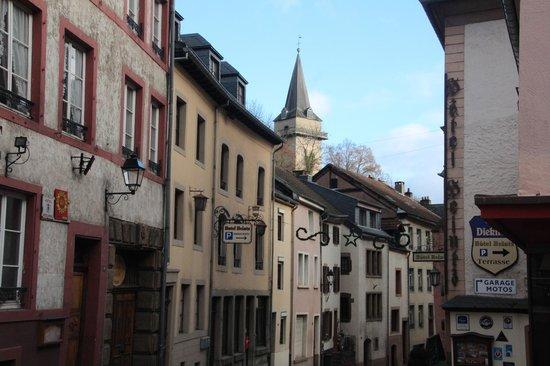 Hotel Restaurant Belvedere : Vianden