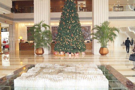 Regent Beijing : Lobby area