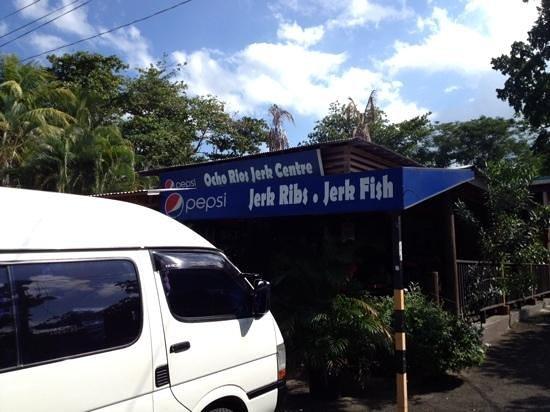 Ocho Rios Village Jerk Center: Add a caption