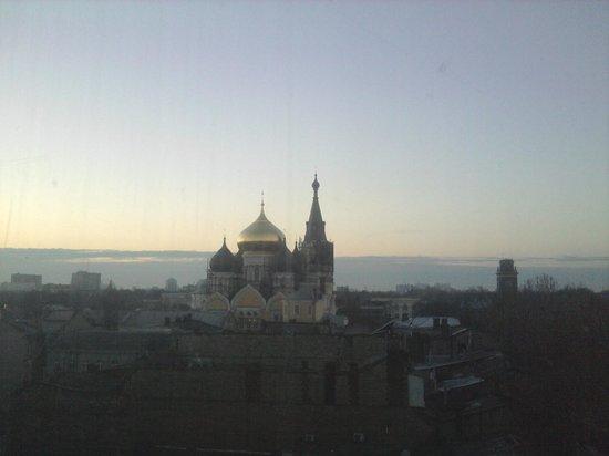 Black Sea Risheliyevskaya: Из моего окна