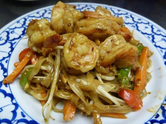 Taste of Thailand: Shrimp