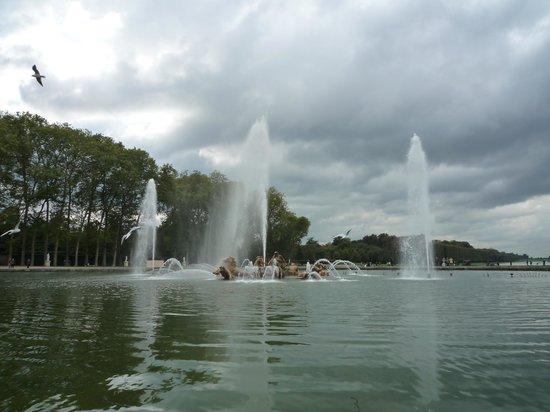 Le Grand Canal : アポロンの泉 大噴水ショー