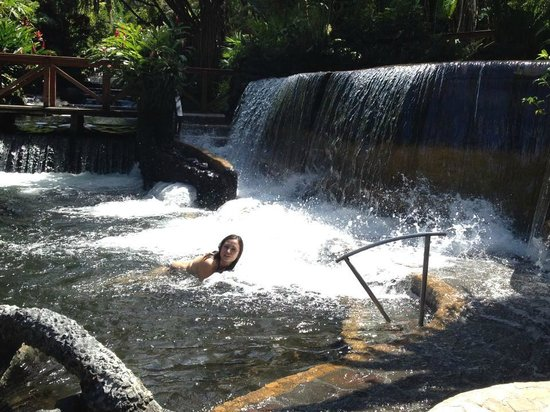 Tabacon Thermal Resort & Spa: Beautiful Springs