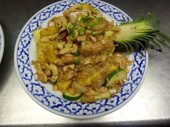 Taste of Thailand: Pine Apple Fried Rice