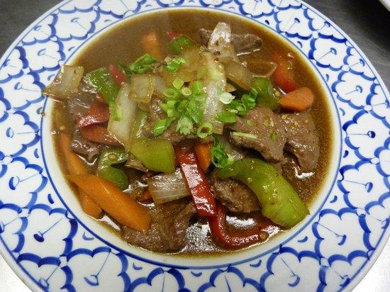 Taste of Thailand: Pepper Steak