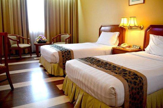 Hotel Sandakan: Deluxe Twin