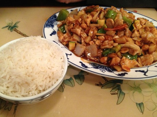 Shogun Restaurant: Kung Pao Chicken