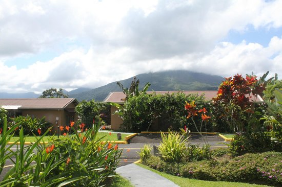 Arenal Springs Resort and Spa: View from the room