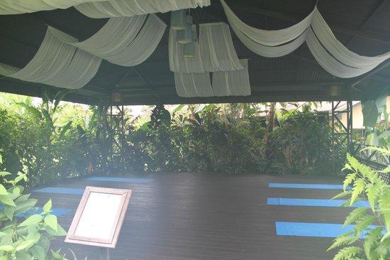 Arenal Springs Resort and Spa: Yoga/meditation area