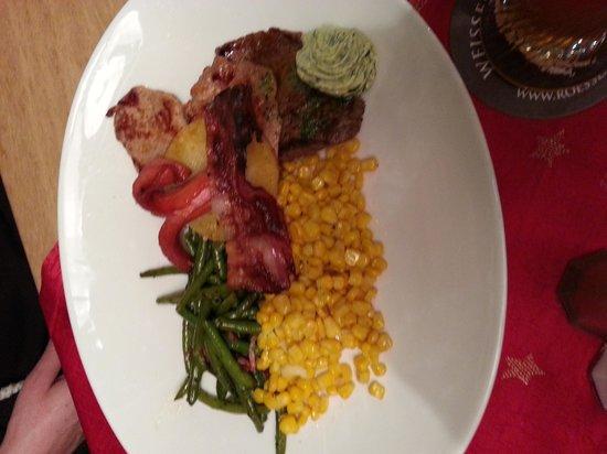 Weisses Rössl Restaurant: piatto 2