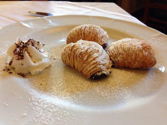 Alberoni : Le sfogliatelle