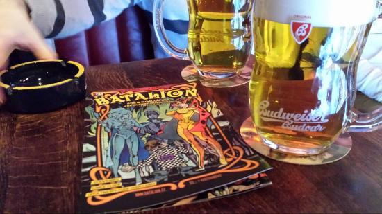 Batalion Comics Bar
