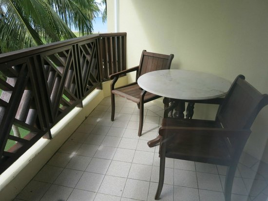 Palm Beach Resort & Spa: Balcony