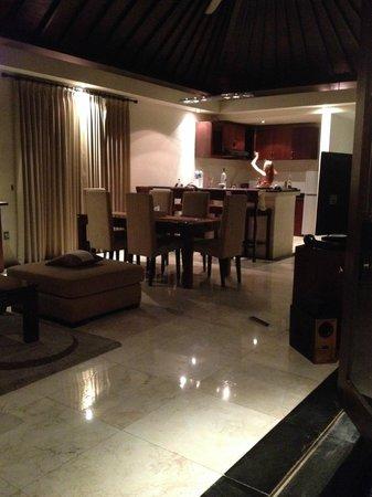 The Seri Villas: Our little home