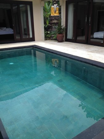 The Seri Villas: Pool