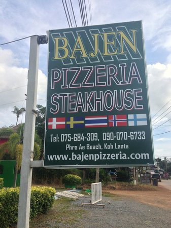 Bajen Steakhouse & Pizzeria