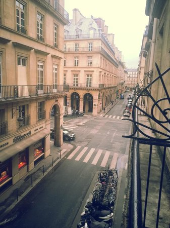 The Westin Paris - Vendome: View from room