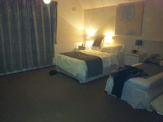 Cavendish Hotel : Lovely room.