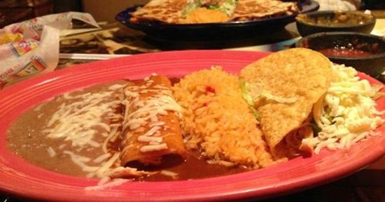 Dessert Picture Of El Paso Mexican Restaurant