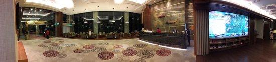 Alishan House: Lobby