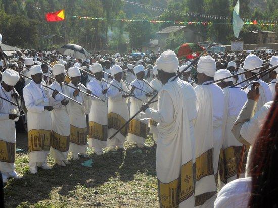 St Mary of Zion: St Mary's Celebration, 30 November 2013, Axum