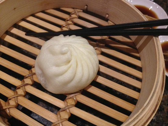 Din Tai Fung (Marina Bay Link Mall): Meat Bao