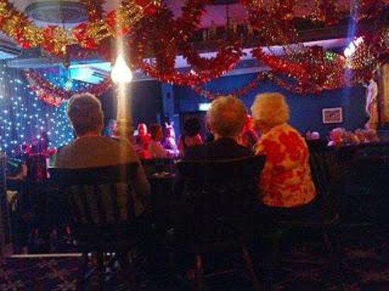 Queens Hotel: Theatre Bar