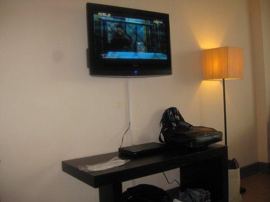 Hotel Kimberly: room view