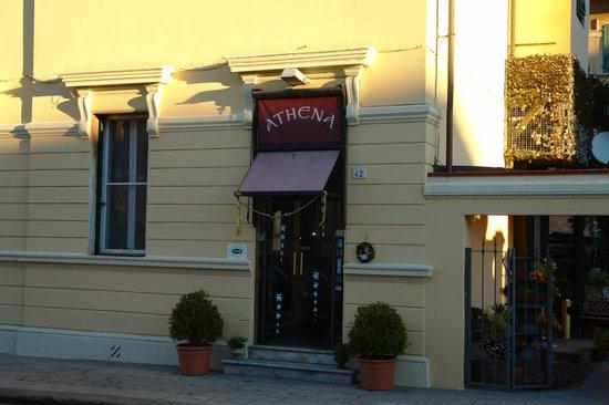 Hotel Soggiorno Athena: εισοδος