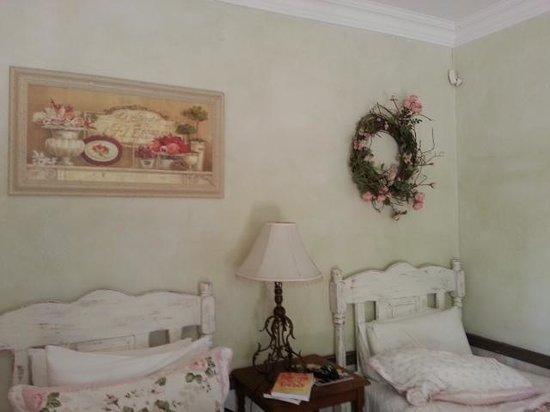 Secret Place: heavenly bed