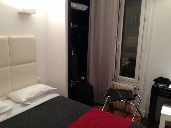 Hotel Lecourbe: Stanza