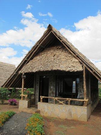 AA Lodge Amboseli : My cottage