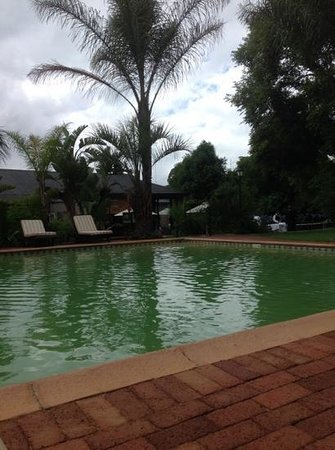Leriba Hotel: Pool Side At The Leriba