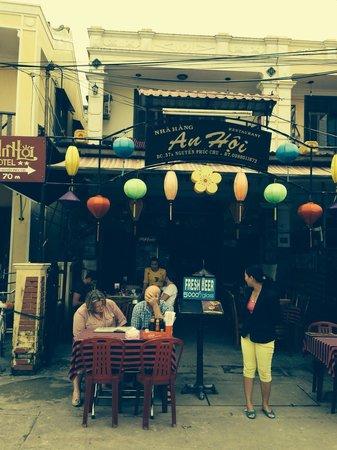 An Hoi Restaurant : Be careful