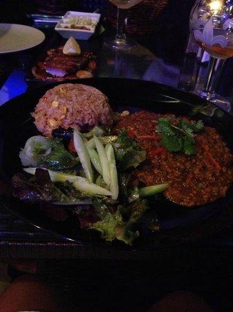 Two Chefs - Karon Beach: chili con carne