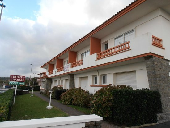 Hotel Uhainak: hôtel