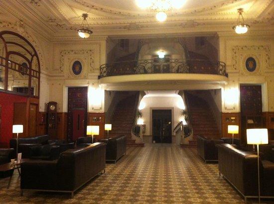 Hotel Soleil Terminus : Hall