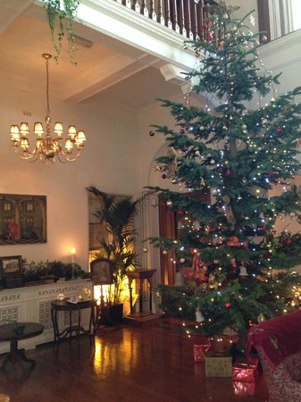 Tinakilly Country House Hotel & Restaurant : Christmas in Tinakilly House