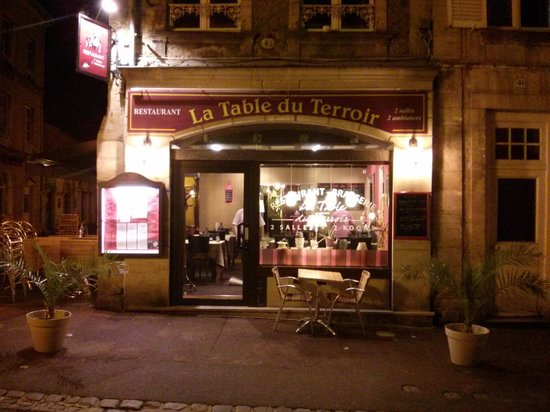 Slechtste Restaurant Van Bayeux Picture Of La Table Du Terroir
