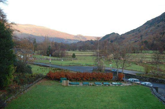 The Patterdale Hotel: Patterdale Hotel - View from room