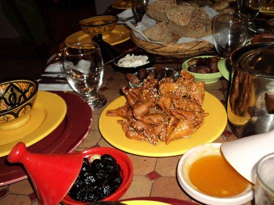 La bonne cuisine de khadija picture of riad tarzout for La bonne cuisine
