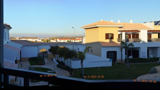 Sagres Time Apartamentos: C.S.Vicente desde Terraza Oeste