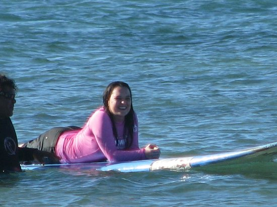 Maui Waveriders: Surf Instructor/Stand Up Comedian