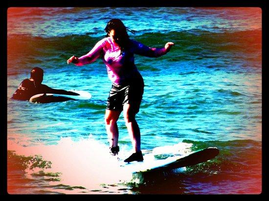 Maui Waveriders: 40 footer WooooHoo! LOL