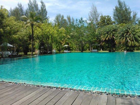 The Sarojin: Pool