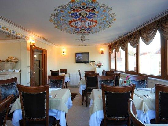 Aldem Hotel: KAHVALTI SALONU