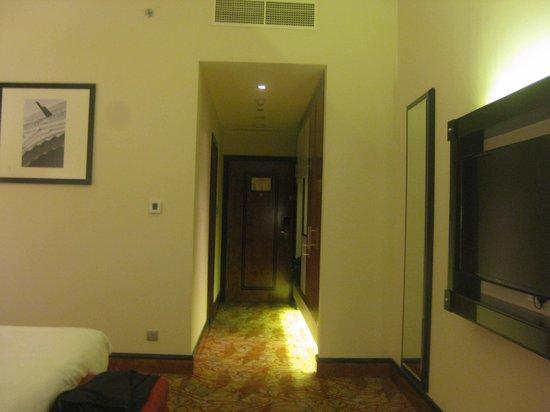 Millennium Airport Hotel Dubai: room view